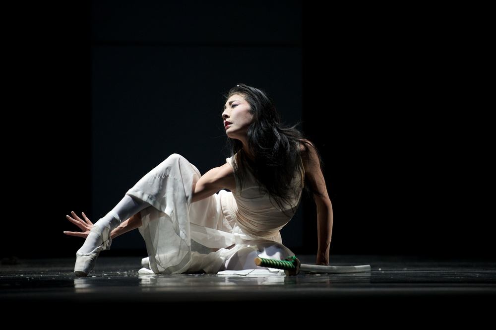 Isadora Duncan Dance Awards, Hosted by Val Caniparoli and ... Yuan Yuan Tan Raku