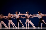 San Francisco Ballet in Balanchine's 'The Four Temperaments'; © George Balanchine Trust; Photo © Erik Tomasson