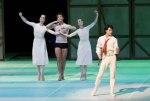 Catherine Dumont, Alexandre Riabko, Silvia Azzoni, &  Alexandr Trusch in Neumeier's 'Nijinsky'