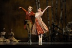 Clara Blanco & Gennadi Nedvigin in Cranko's 'Onegin'; Photo © Erik Tomasson
