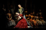 Maria Kochetkova & Pascal Molat in Cranko's 'Onegin'; Photo © Erik Tomasson