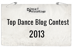 The Dance Advantage Top Dance Blog Contest 2013