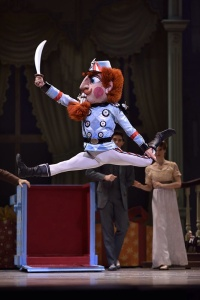 San Francisco Ballet's Nutcracker; photo: Erik Tomasson